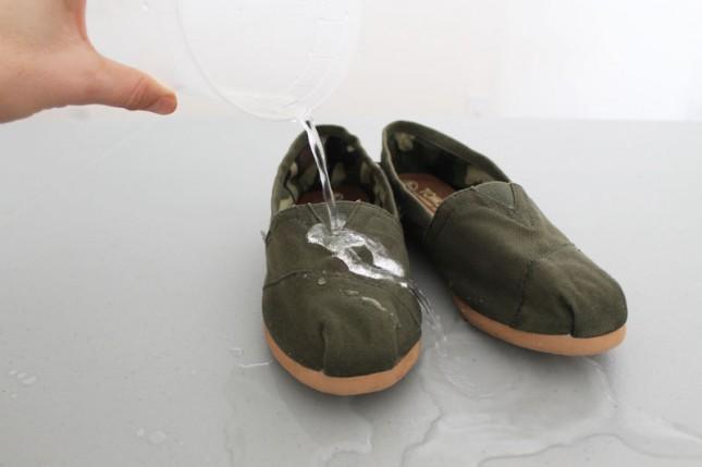 dine sekunderSmarte på Ideer gjør skoene som Trikset vanntette oCBedx