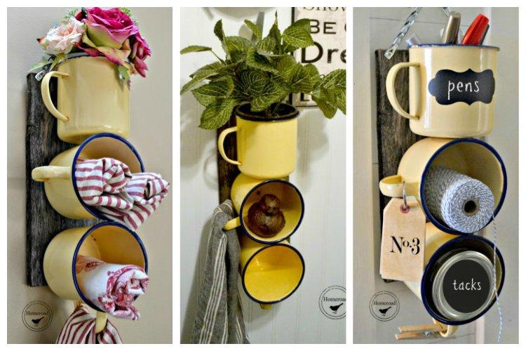 13 smarte organiseringstriks til små kjøkken.   smarte ideer