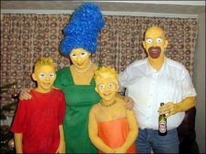 Eller hele familien, sånn som disse har gjort? Trenger vel ikke noen forklaring på hvem de skal etterligne ?