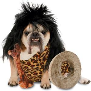 Eller hva med steinalder-hund ?