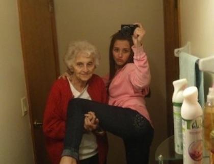 Hva skulle man gjort uten bestemødre ?