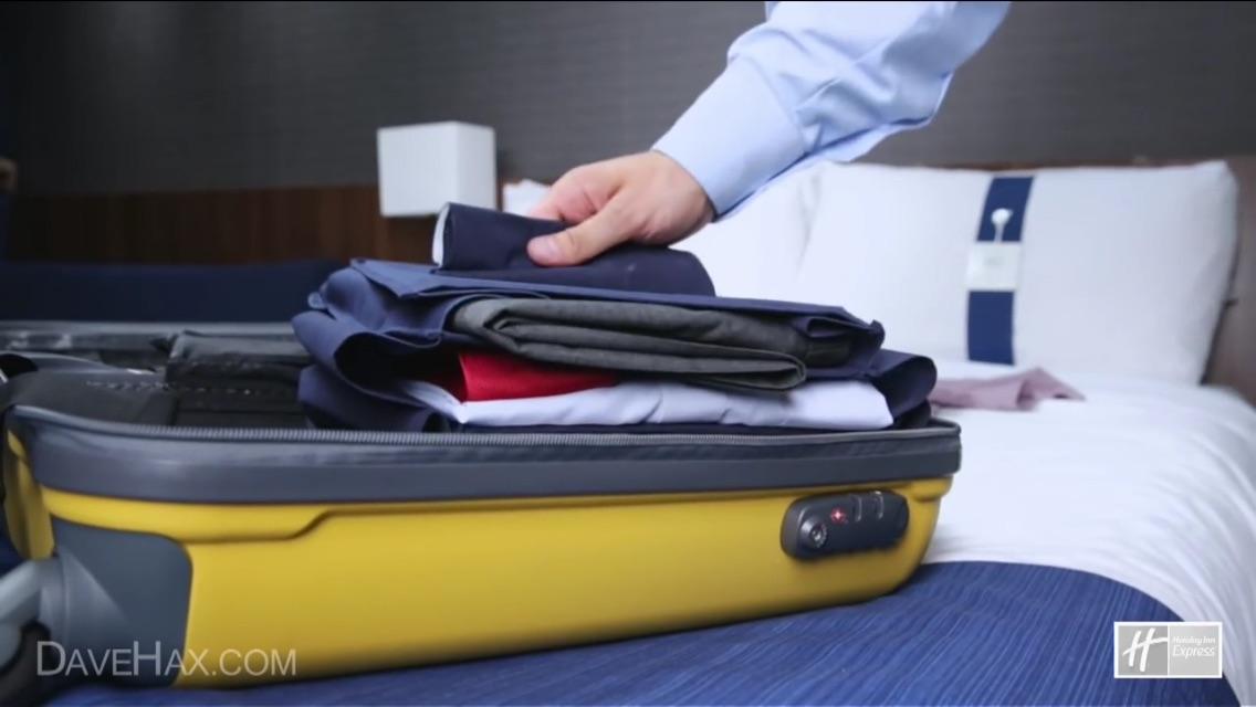 Slik pakker du kofferten på den smarteste måten — THE TRAVEL