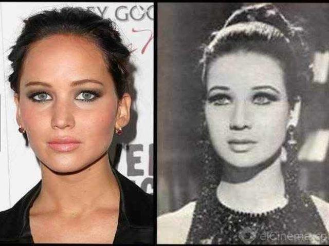 JLaw-and-her-Egyptian-twin-actress-Zubaida-Tharwat