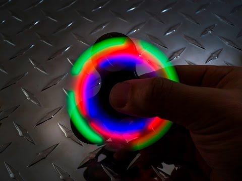 LED-spinner